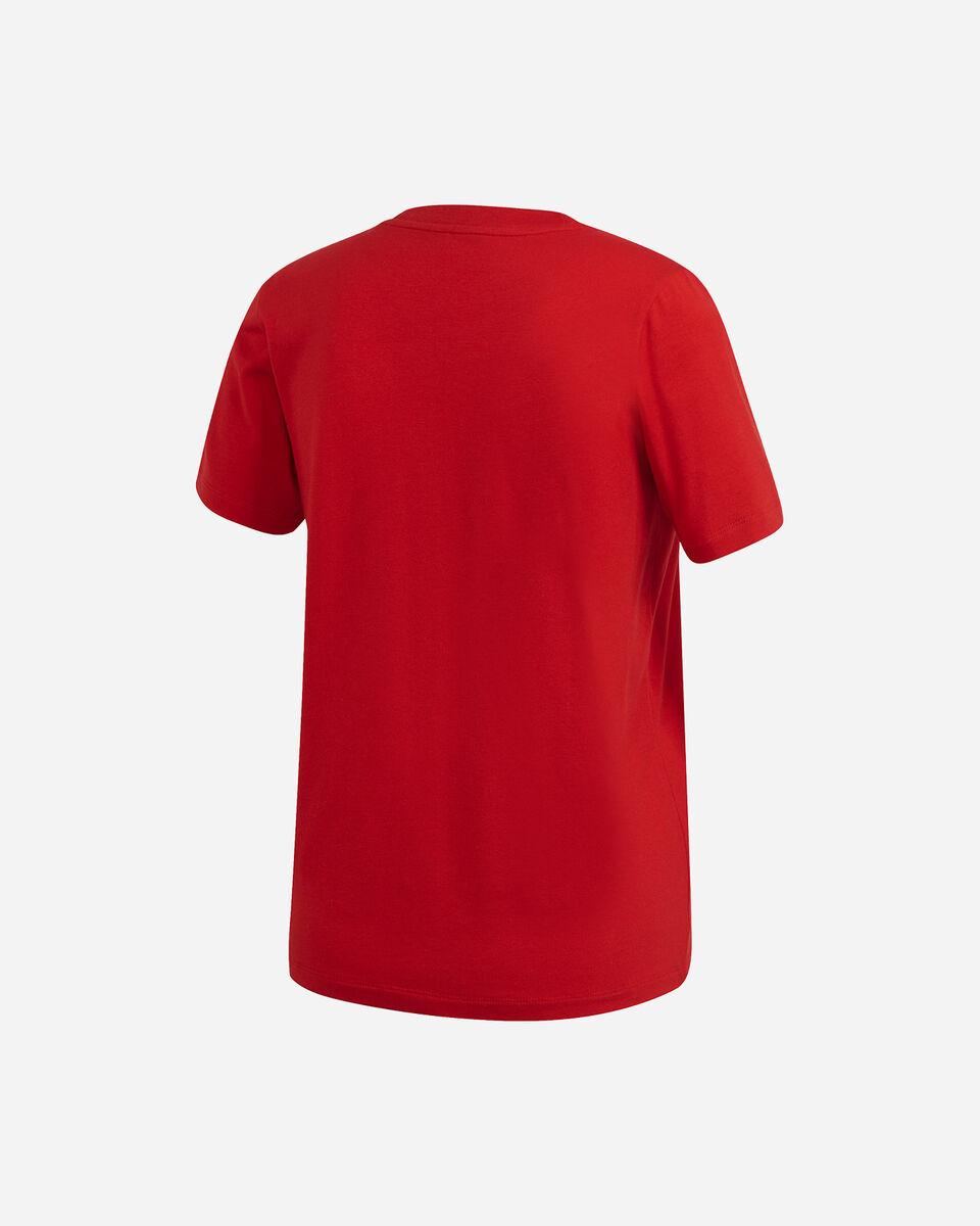 T-Shirt ADIDAS TREFOIL W S5210937 scatto 1