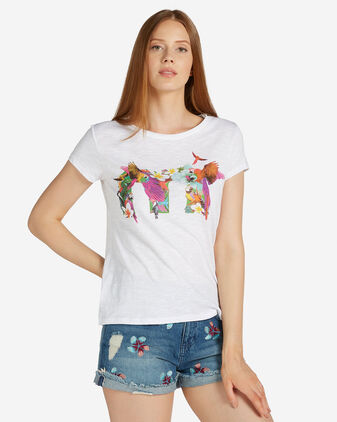 T-Shirt MISTRAL FLOWERS W
