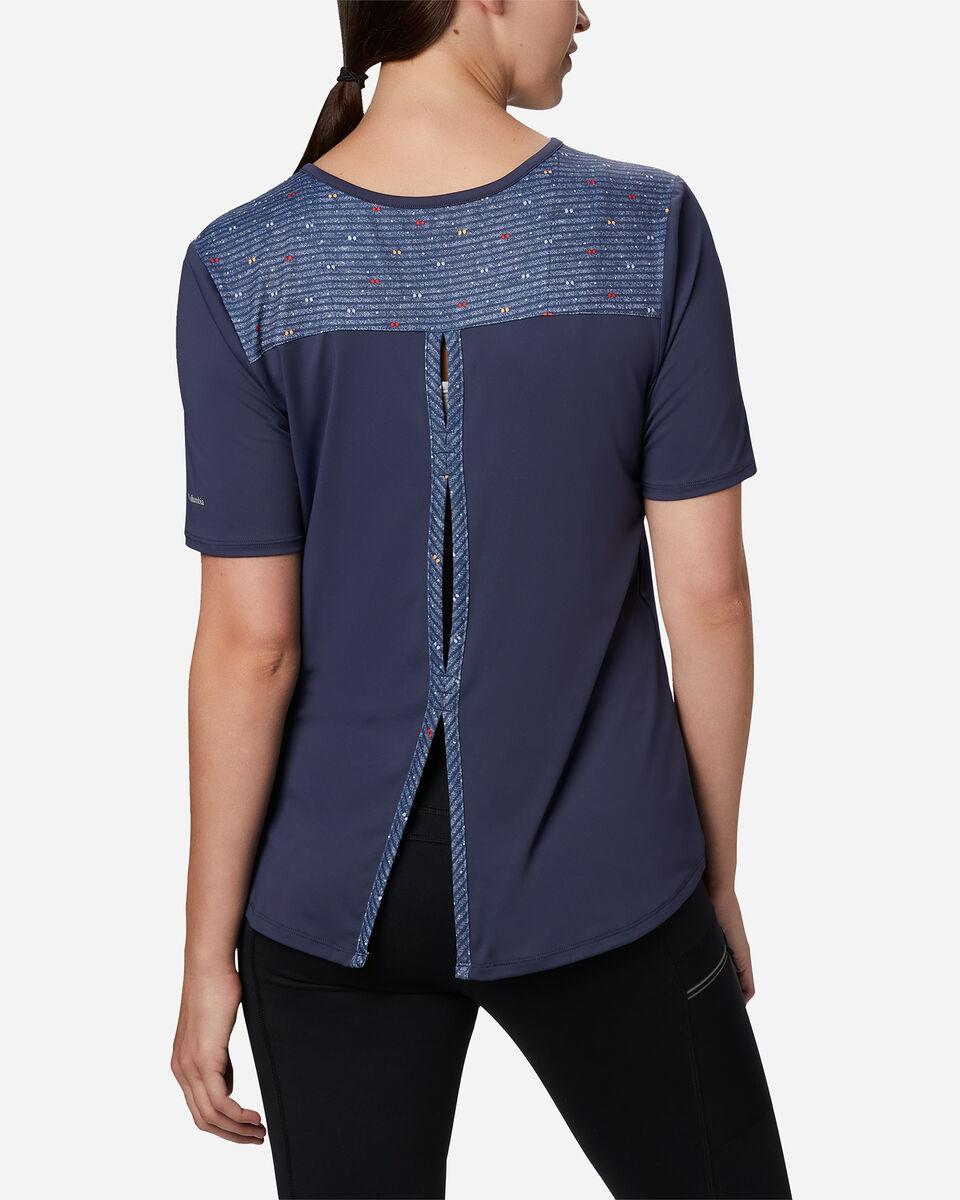 T-Shirt COLUMBIA CHILL RIVER W S5174997 scatto 3