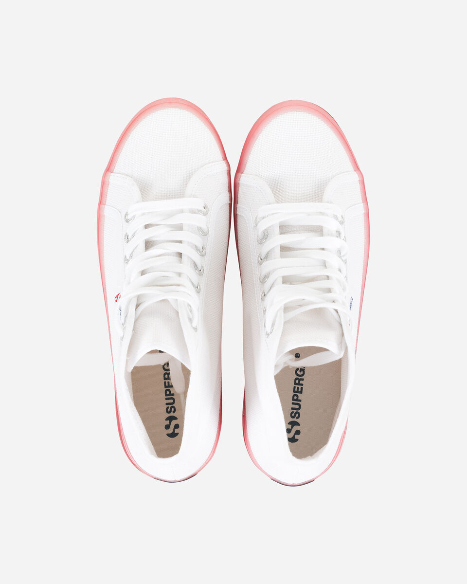 Scarpe sneakers SUPERGA 2341 ALPINA JELLYGUM COTU W S4077699 scatto 3