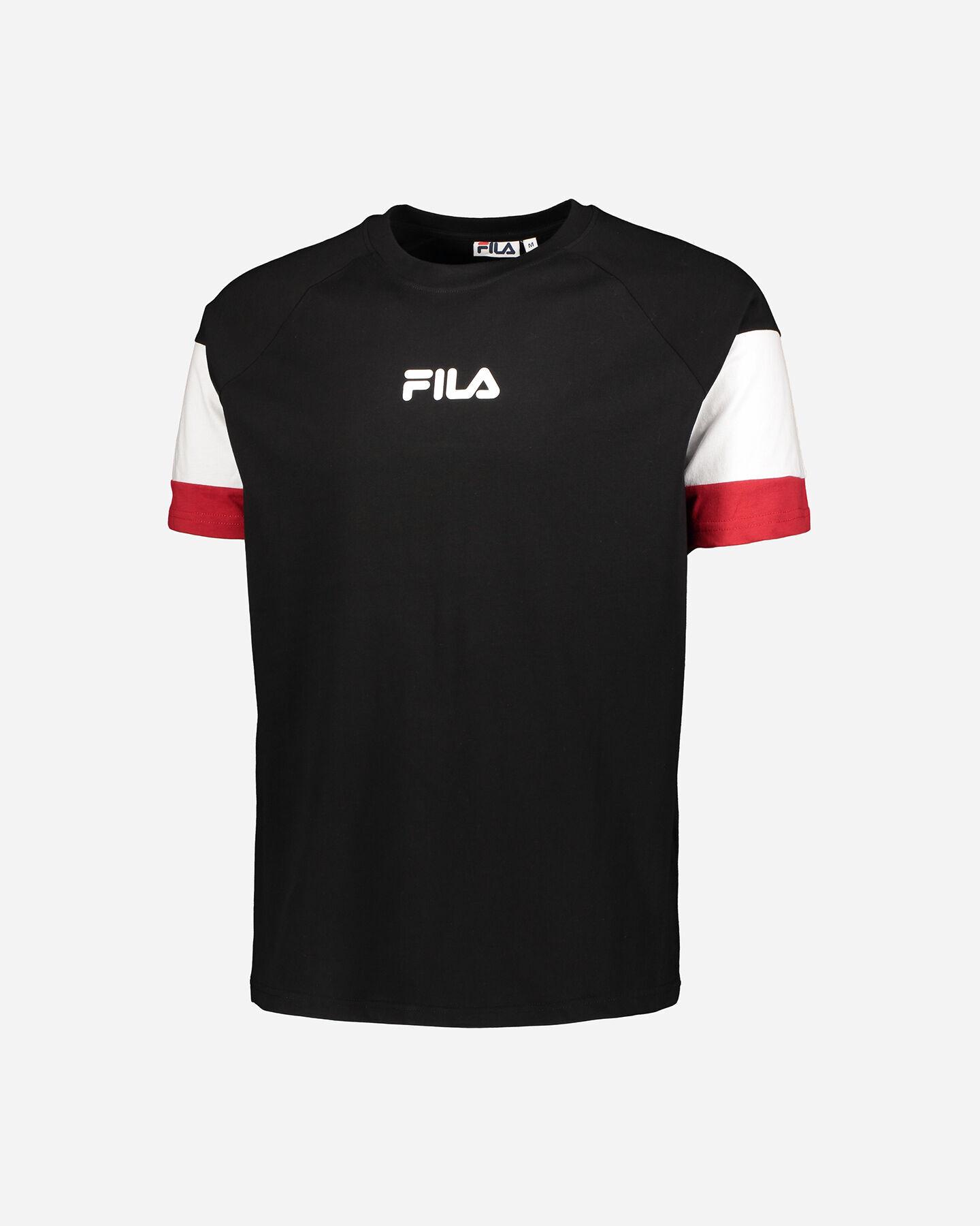 T-Shirt FILA NEW COLOR BLOCK M S4088467 scatto 5