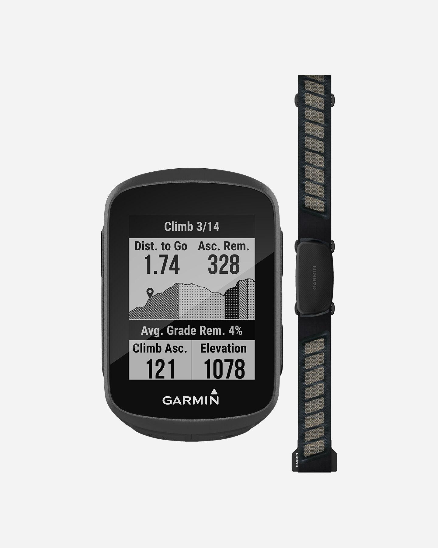 Orologio multifunzione GARMIN EDGE 130 PLUS BUNDLE S4085550|11|UNI scatto 0