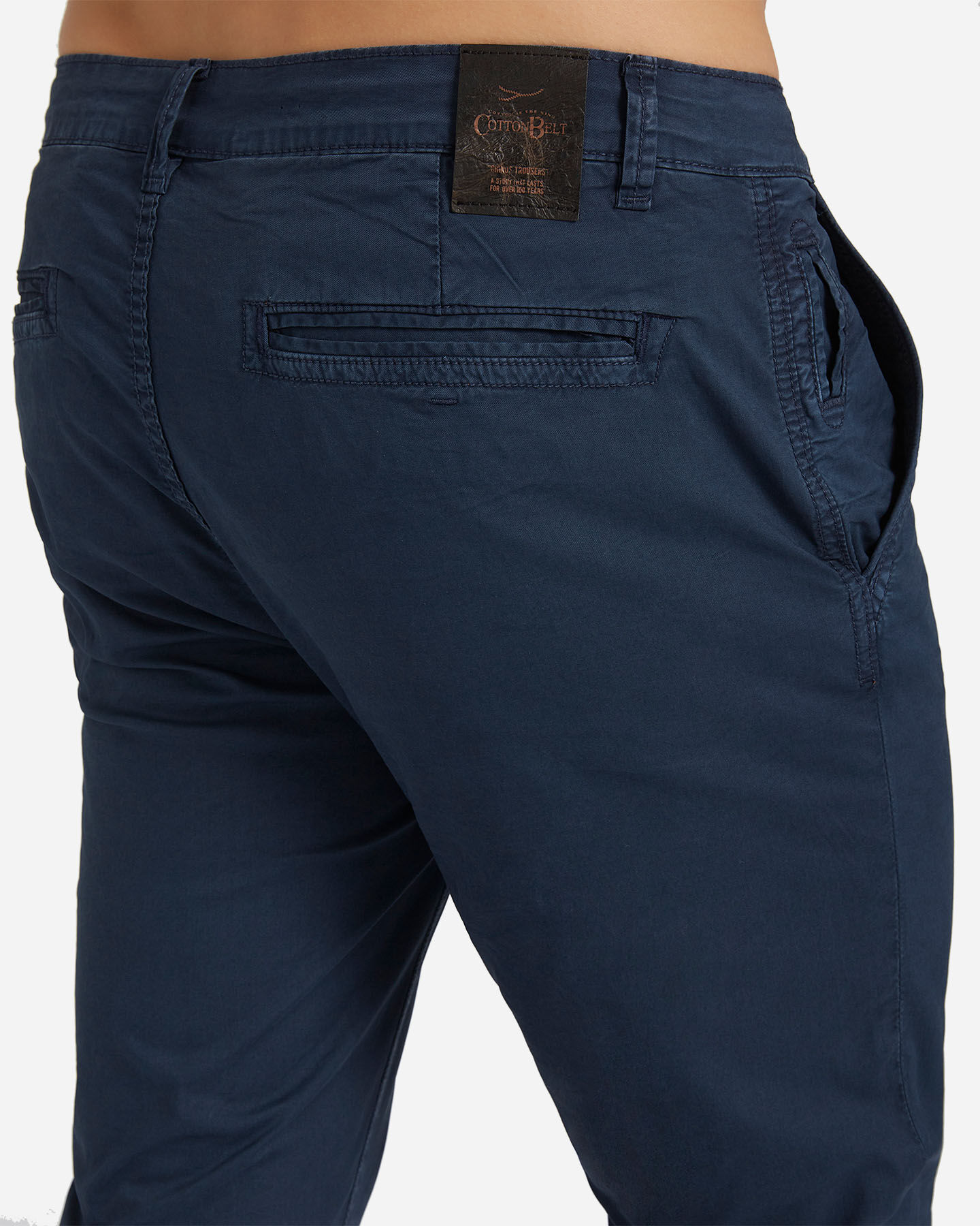 Pantalone COTTON BELT CHINO SLIM M S5182785 scatto 3