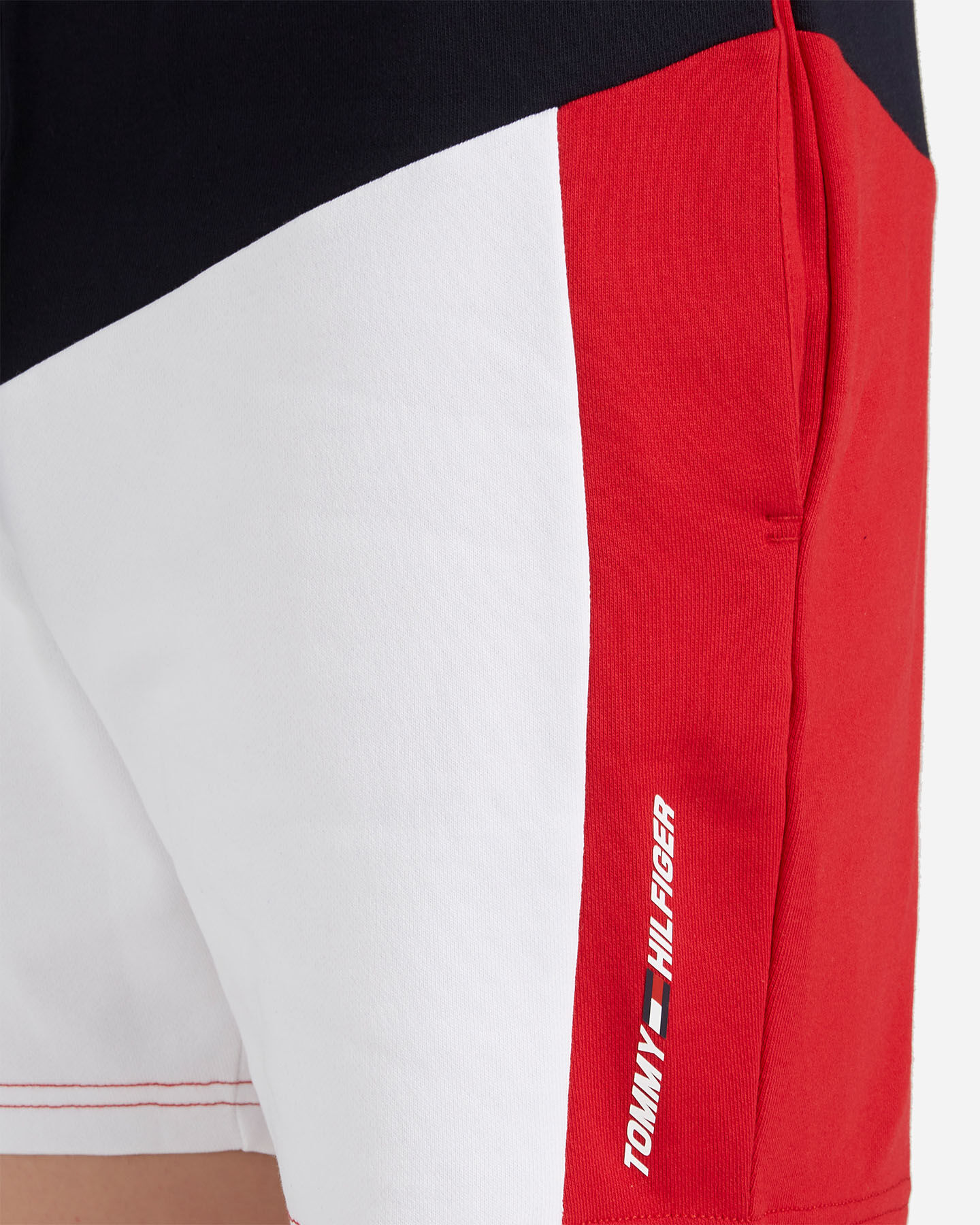 Pantaloncini TOMMY HILFIGER COLOR M S4089494 scatto 3