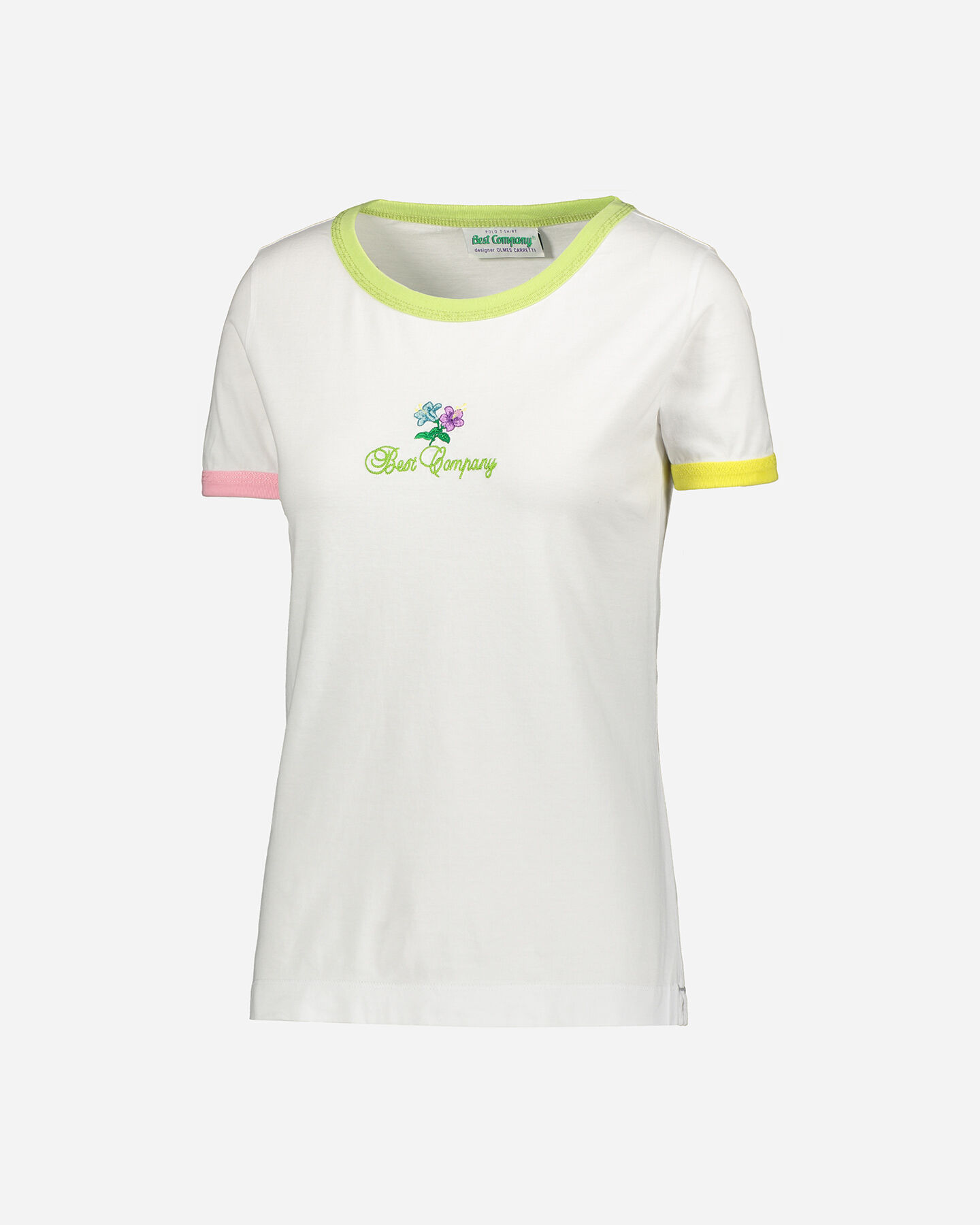 T-Shirt BEST COMPANY CONTRAST W S4085735 scatto 0