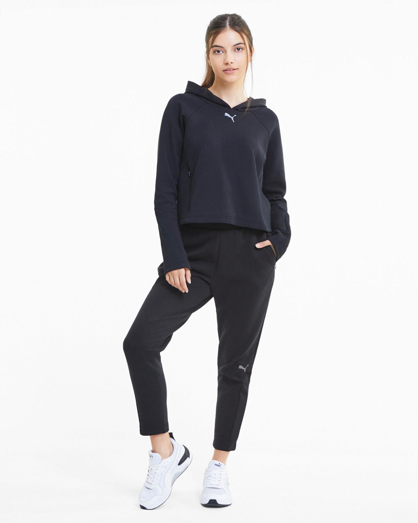 Pantalone PUMA DOUBLE W S5235217 scatto 4