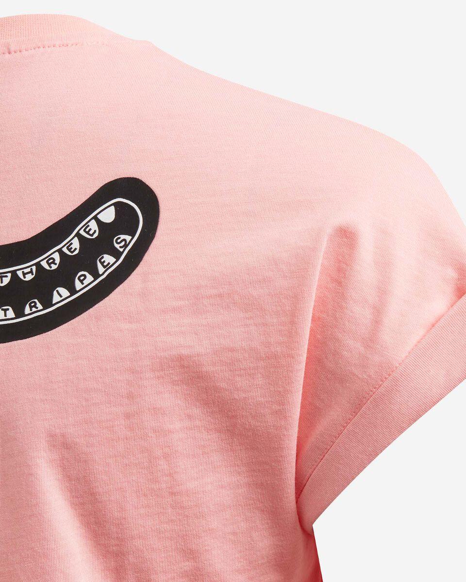 T-Shirt ADIDAS COLLEGIATE JR S5148661 scatto 1