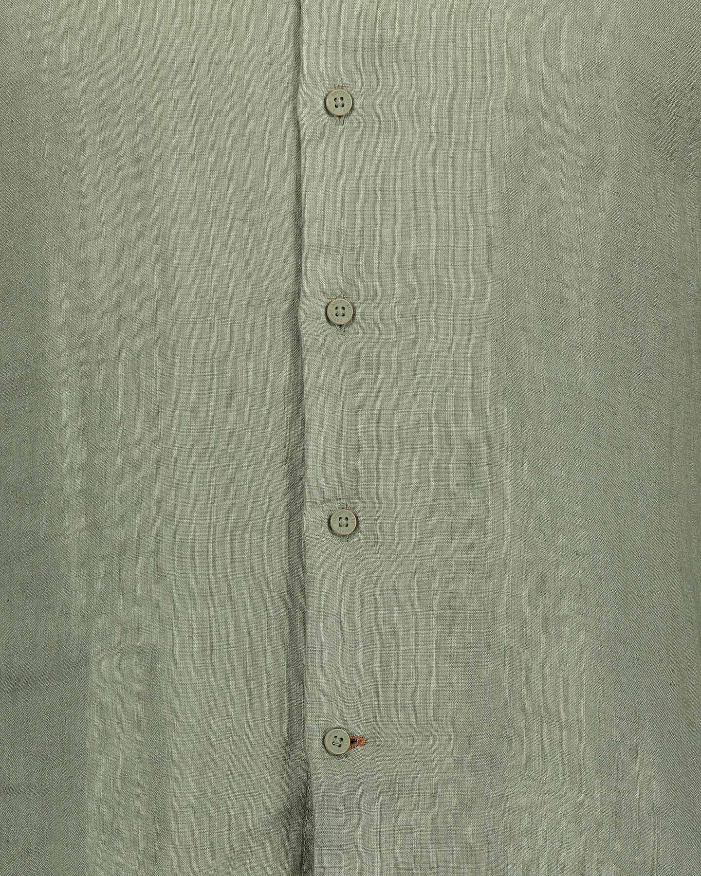Camicia COTTON BELT LINEN M S5182791 scatto 2