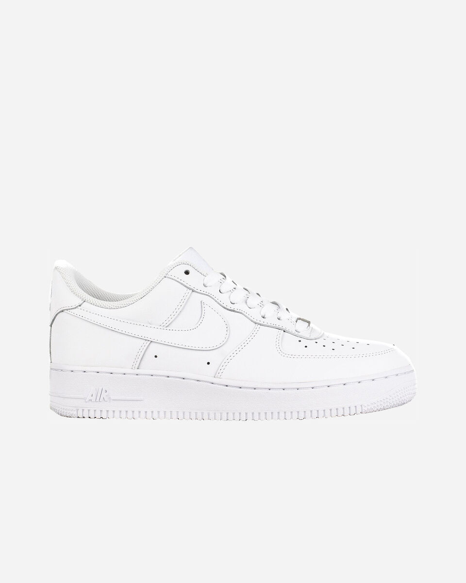 Scarpe sneakers NIKE AIR FORCE 1 '07 M S1274451 scatto 0