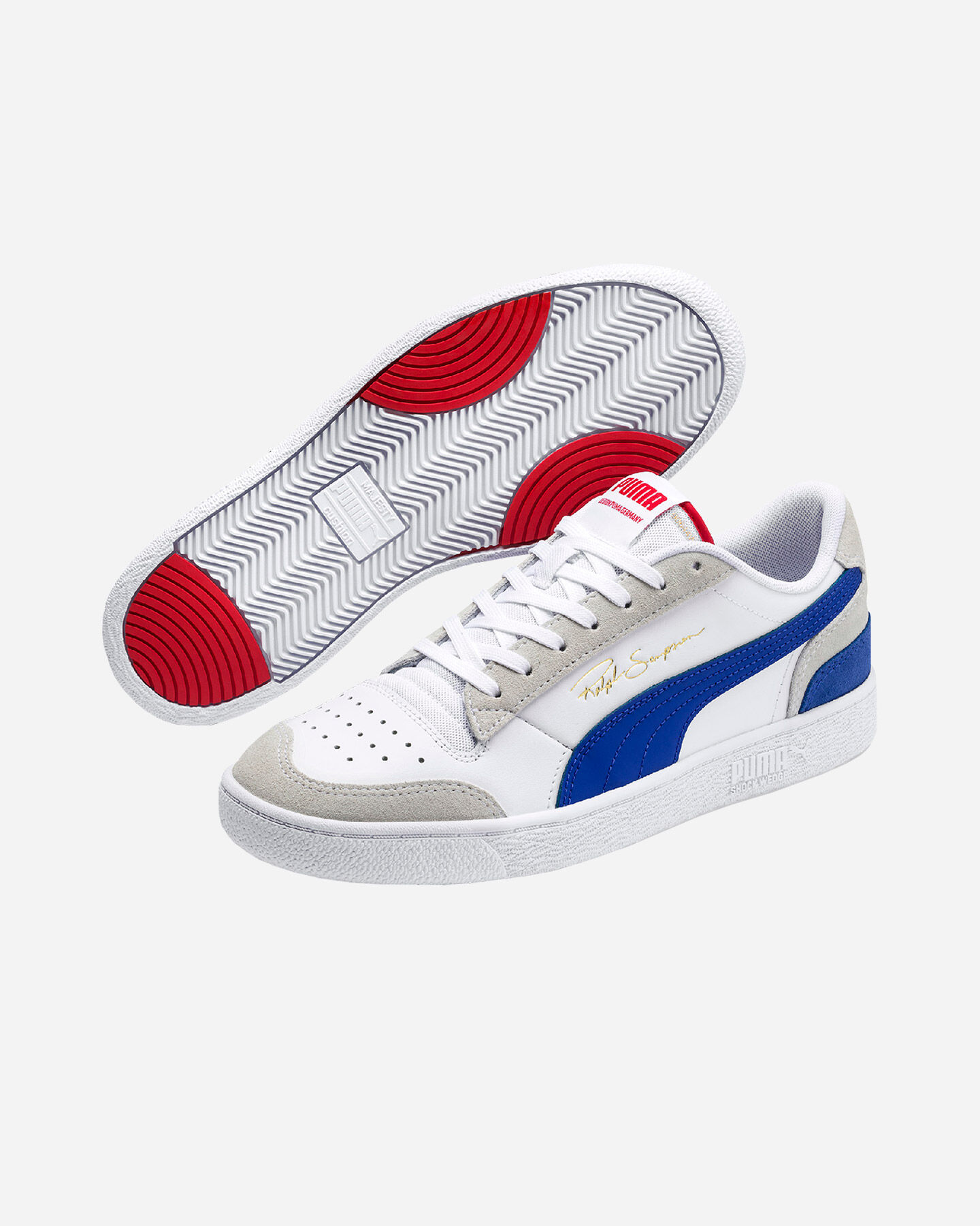 Scarpe sneakers PUMA RALPH SAMPSON LOW VINTAGE M S5188796 scatto 1