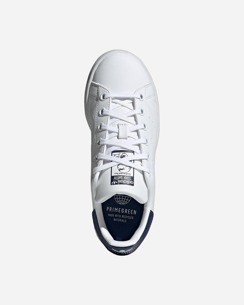 Scarpe sneakers ADIDAS STAN SMITH GS JR S5277483 scatto 2