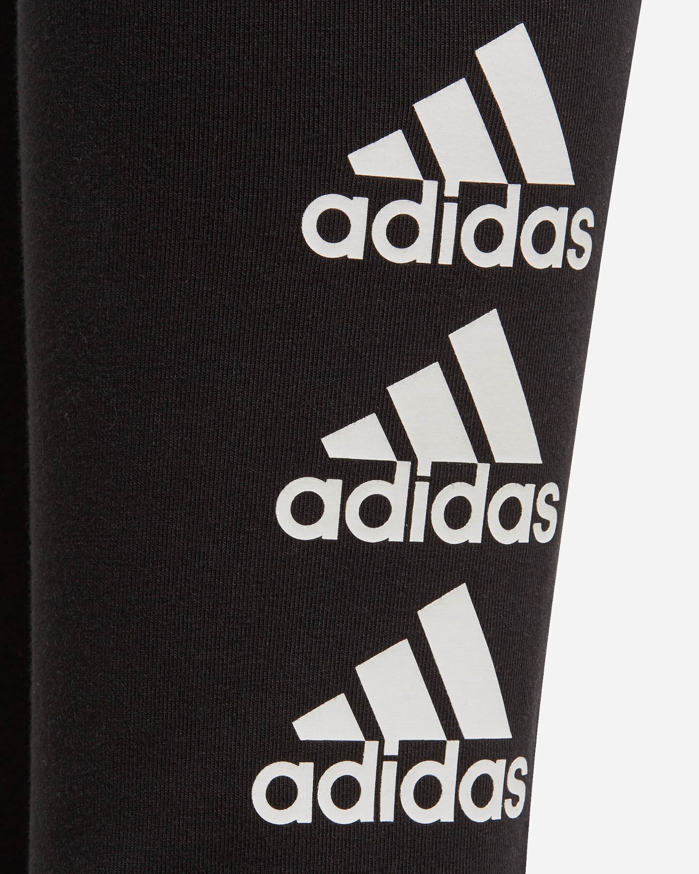 Leggings ADIDAS MUST HAVES BADGE OF SPORT JR S5155511 scatto 3