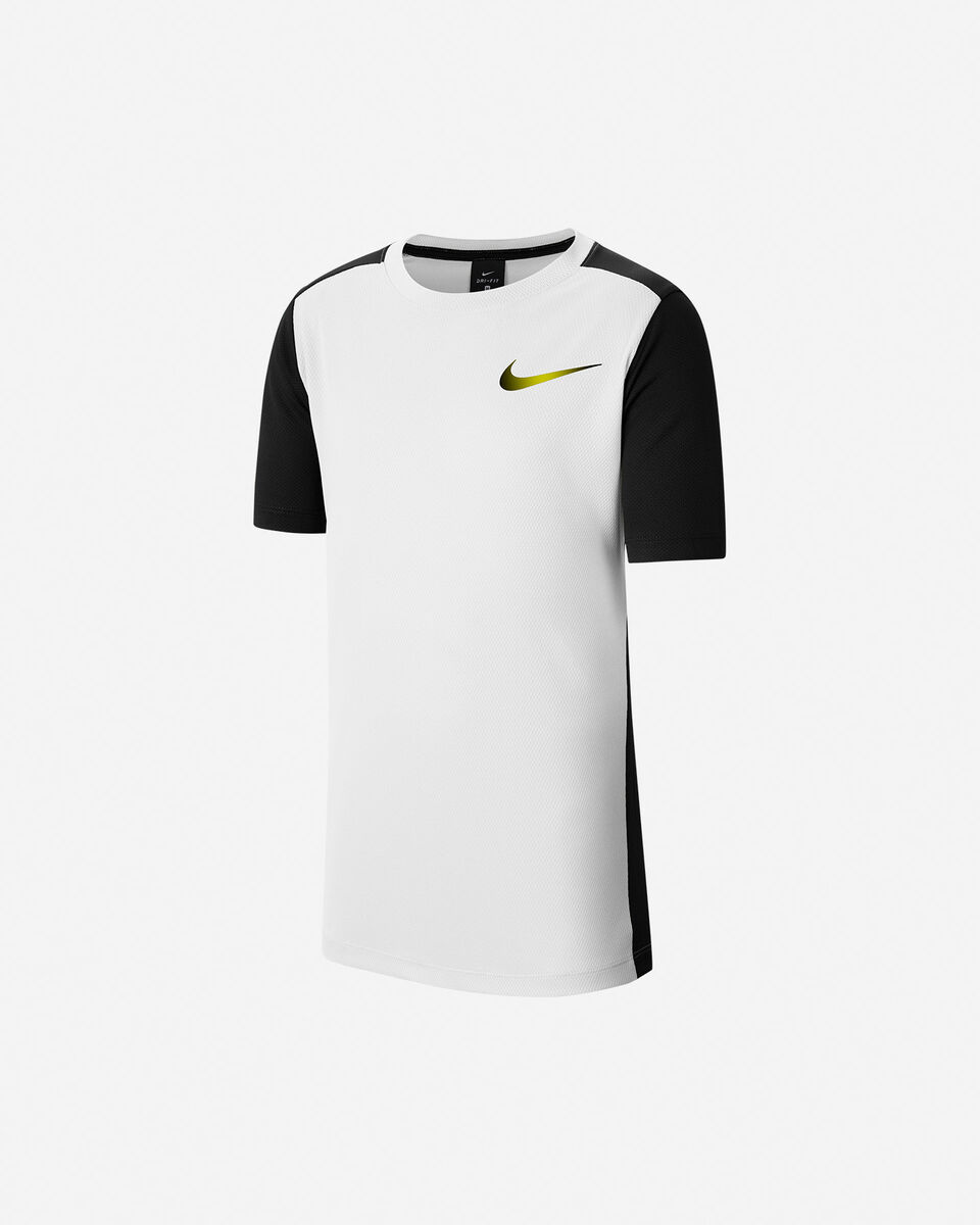 T-Shirt NIKE INSTACOOL JR S5225739 scatto 0