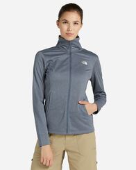 PILE E SOFTSHELL donna THE NORTH FACE QUEST MIDLAYER W