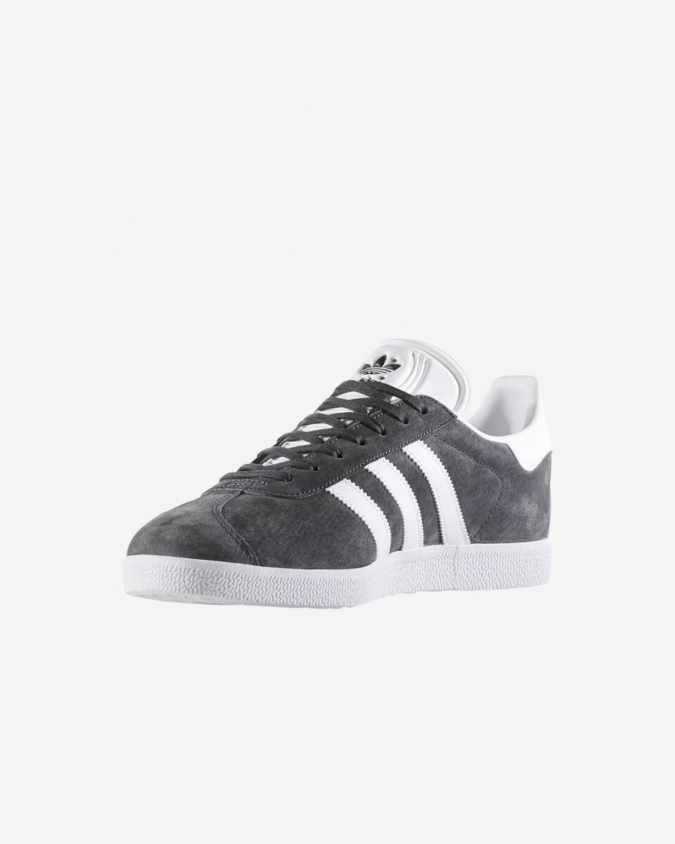 Scarpe sneakers ADIDAS GAZELLE M S4009338 scatto 3