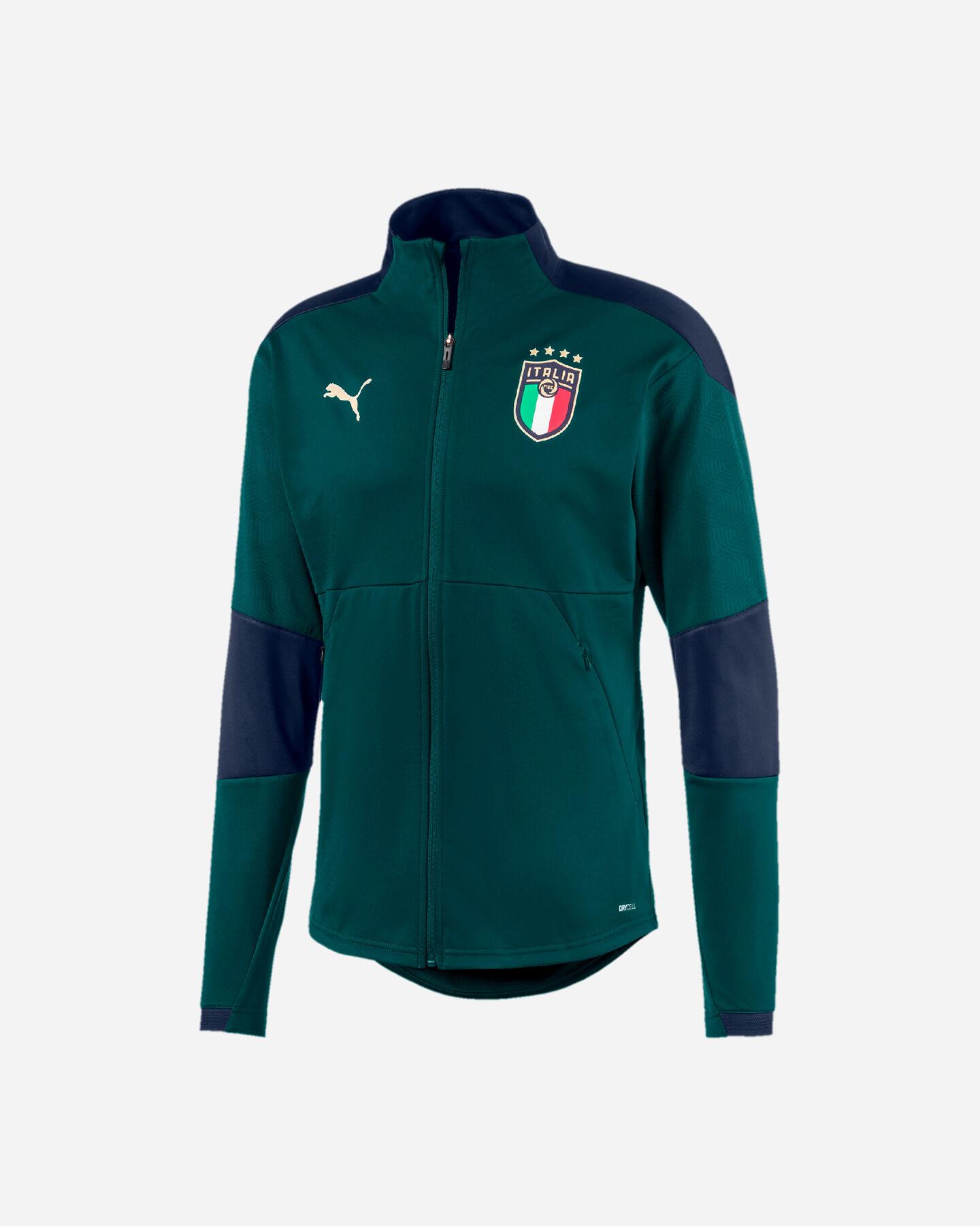 Abbigliamento calcio PUMA ITALIA TRAINING M S5172840 scatto 0