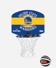 BASKET bambino_unisex SPALDING NBA MINIBOARD GOLDEN STATE WARRIORS