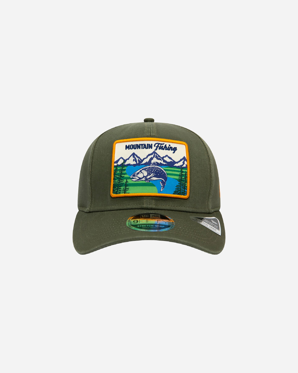 Cappellino NEW ERA 9FIFTY STRETCH SNAP OUTDOOR  S5239037 scatto 1