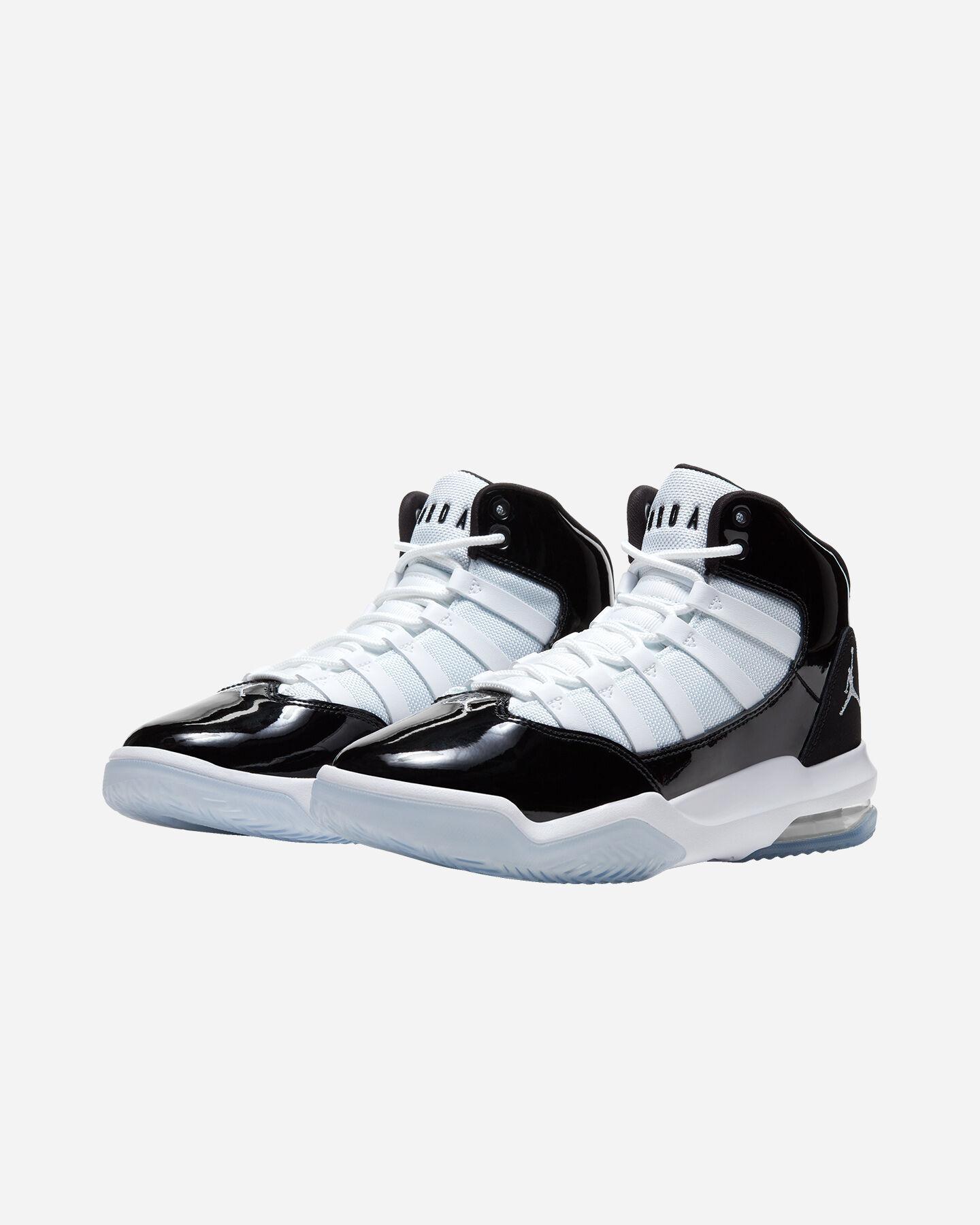 Scarpe sneakers NIKE JORDAN MAX AURA JR GS S5161424 scatto 1