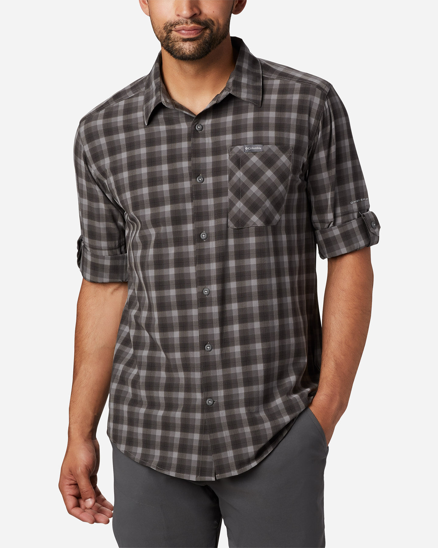 Camicia COLUMBIA TRIPLE CANYON M S5174847 scatto 2