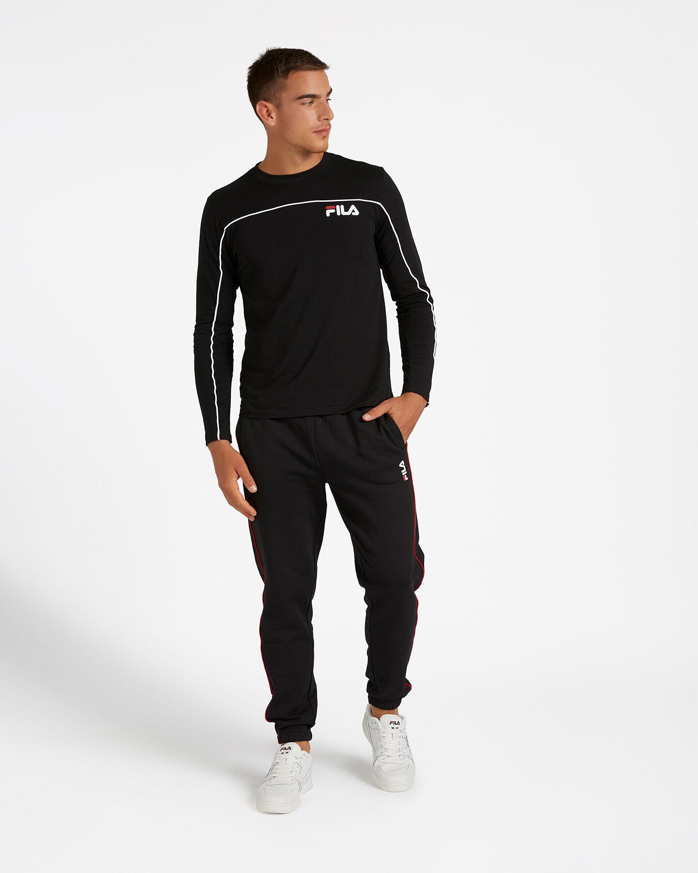 T-Shirt FILA LOGO M S4080475 scatto 1