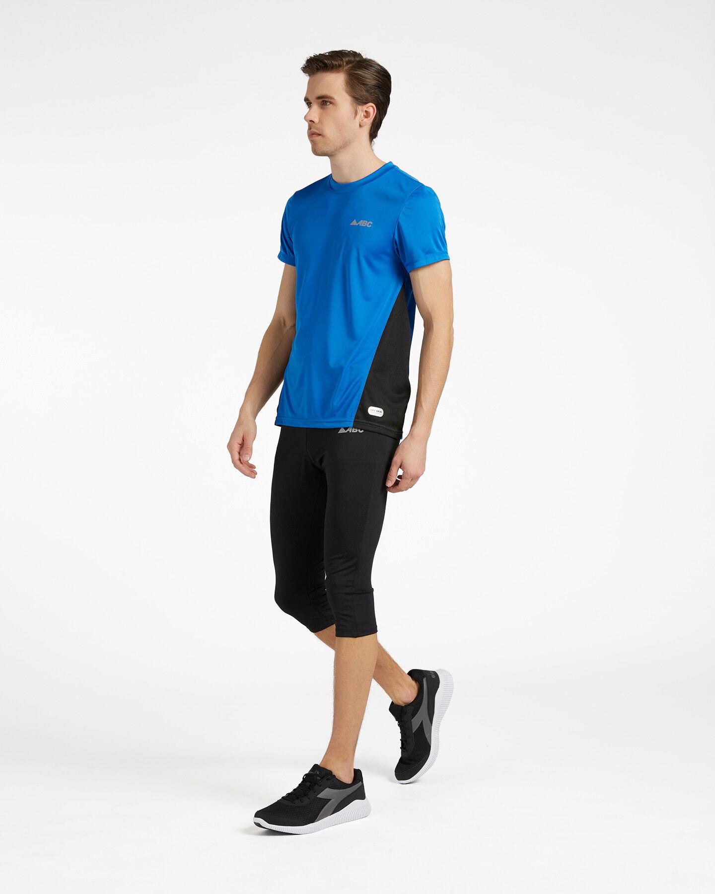 T-Shirt running ABC TECH RUN M S4088027 scatto 3