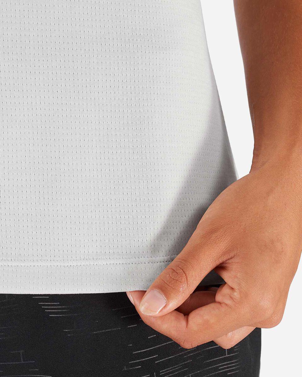 T-Shirt SALOMON AGILE W S5173859 scatto 4