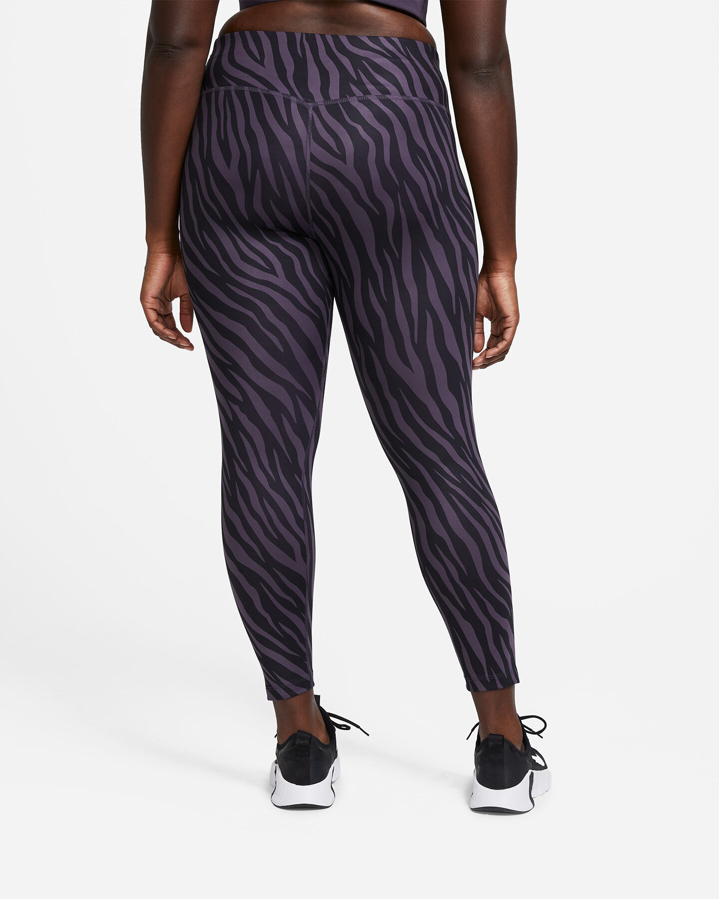 Leggings NIKE POLY ONE AOP 7/8 W S5267770 scatto 1