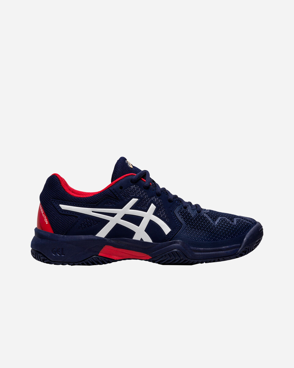 Scarpe tennis ASICS GEL RESOLUTION 8 CLAY GS JR S5159502 scatto 0