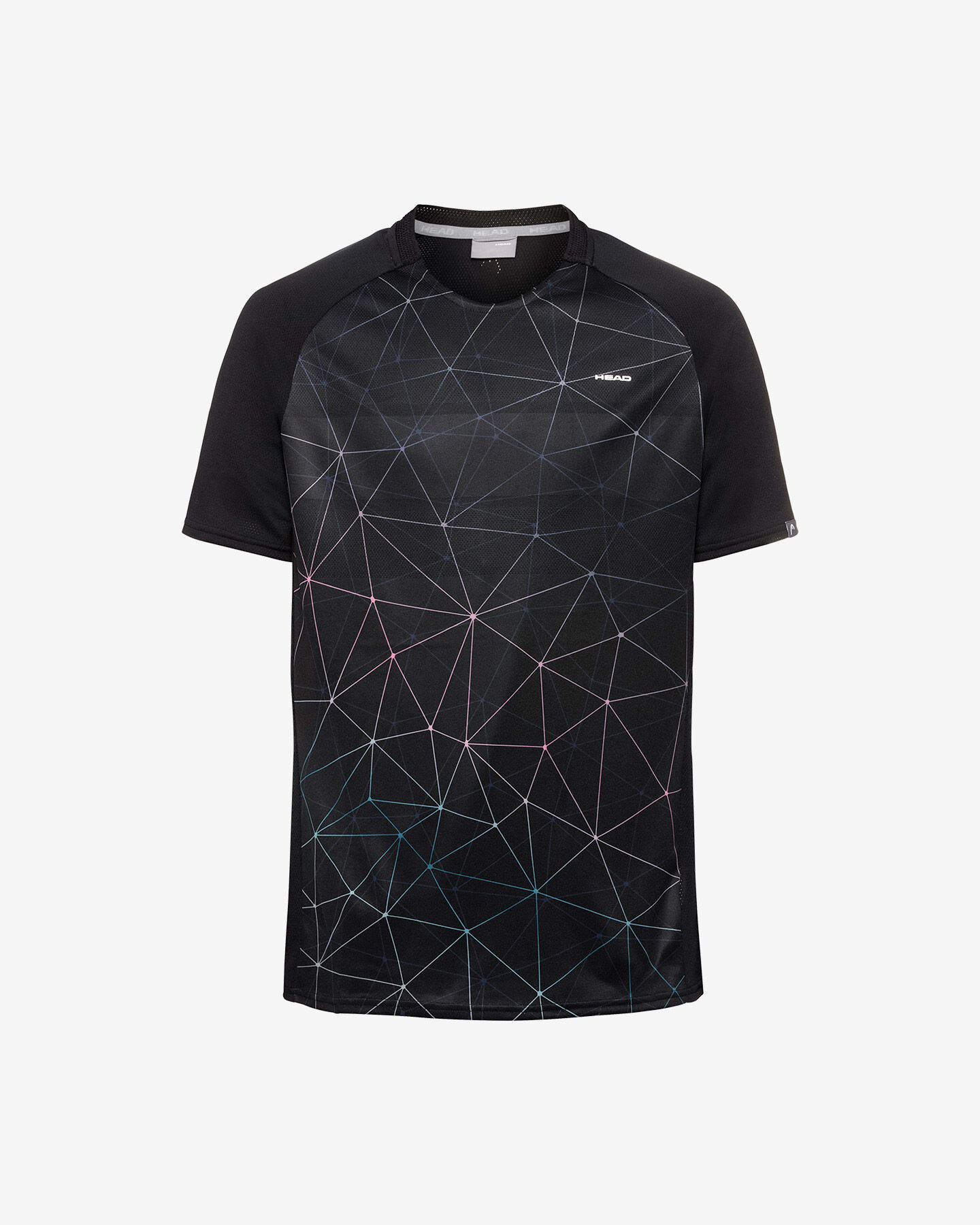 T-Shirt tennis HEAD PERFORMANCE M S5304120 scatto 0