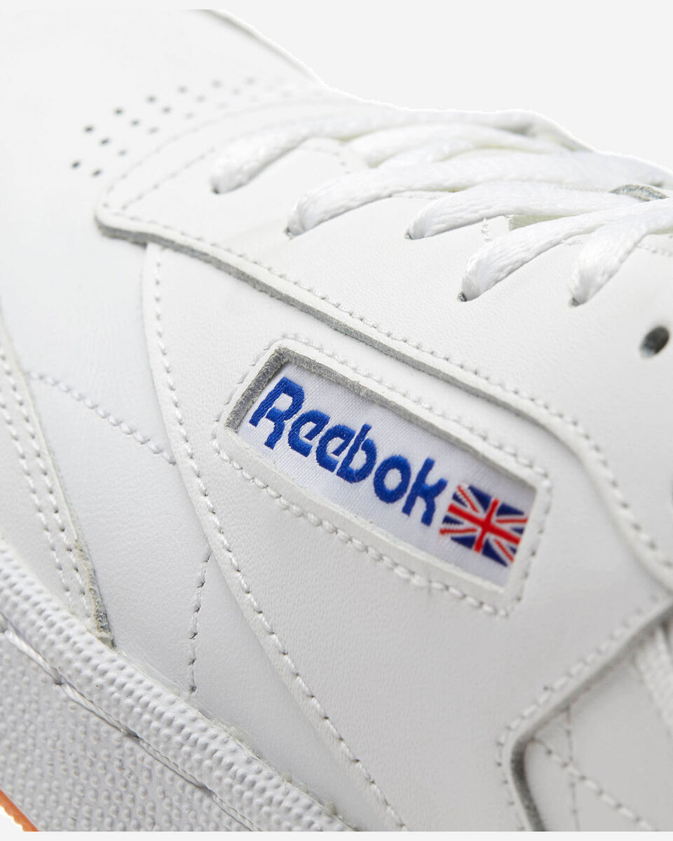 Scarpe sneakers REEBOK CLUB C 85 M S4034170 scatto 5