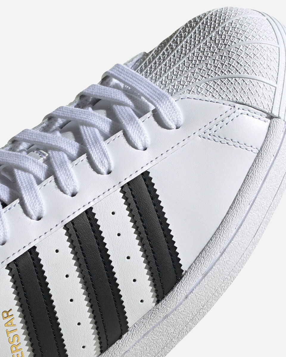 Scarpe sneakers ADIDAS SUPERSTAR S5152613 scatto 4