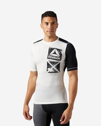 T-Shirt training REEBOK ACTIVCHILL COMPRESSION M