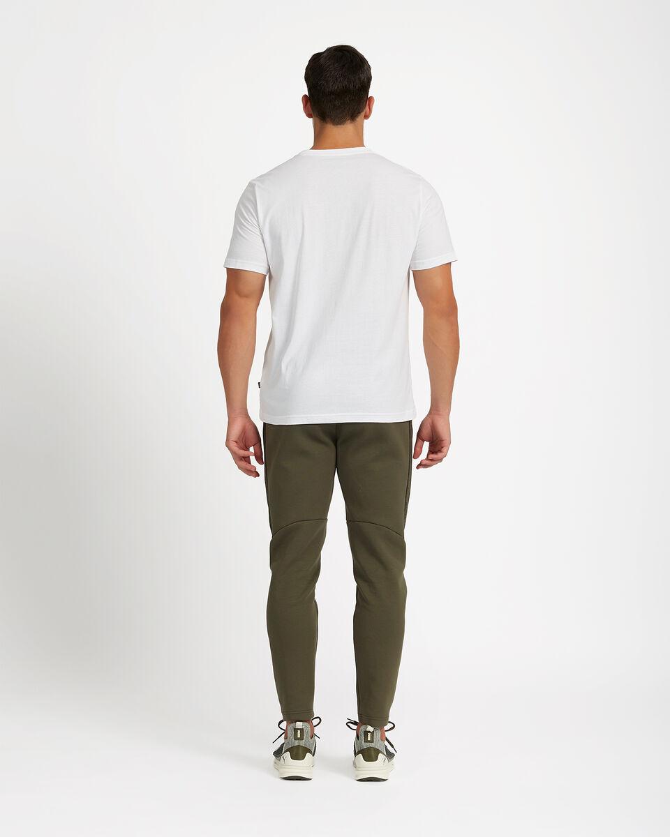 T-Shirt PUMA ESSENTIALS LOGO BASIC TEE M S4051516 scatto 2