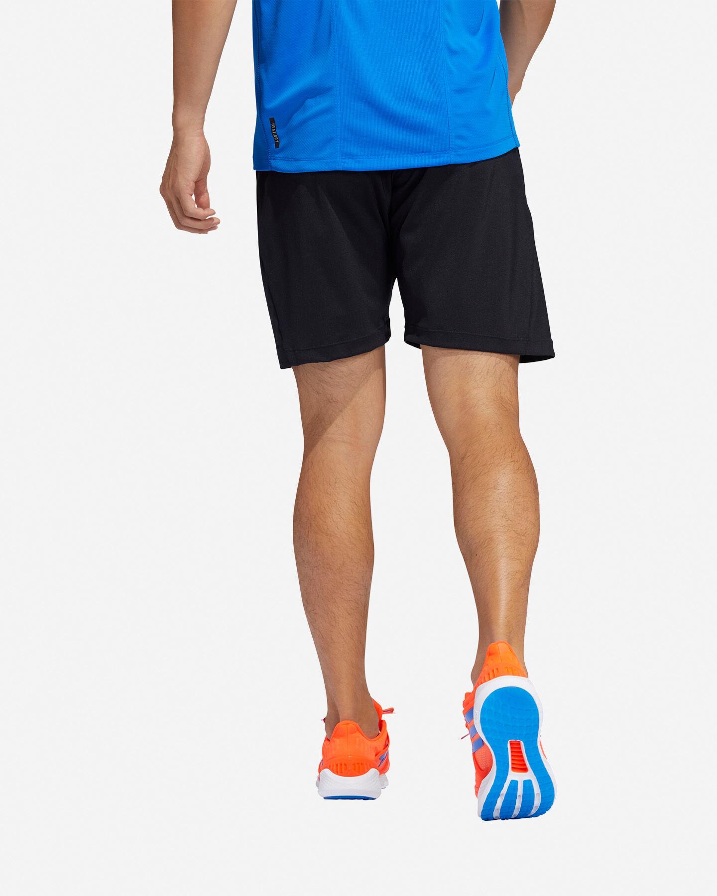 Pantalone training ADIDAS H.READY M S5154641 scatto 4
