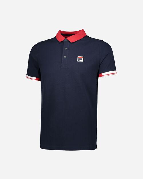 Polo FILA CLASSIC BICOLOR M