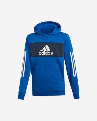 Felpa ADIDAS MUST HAVES BADGE OF SPORT JR