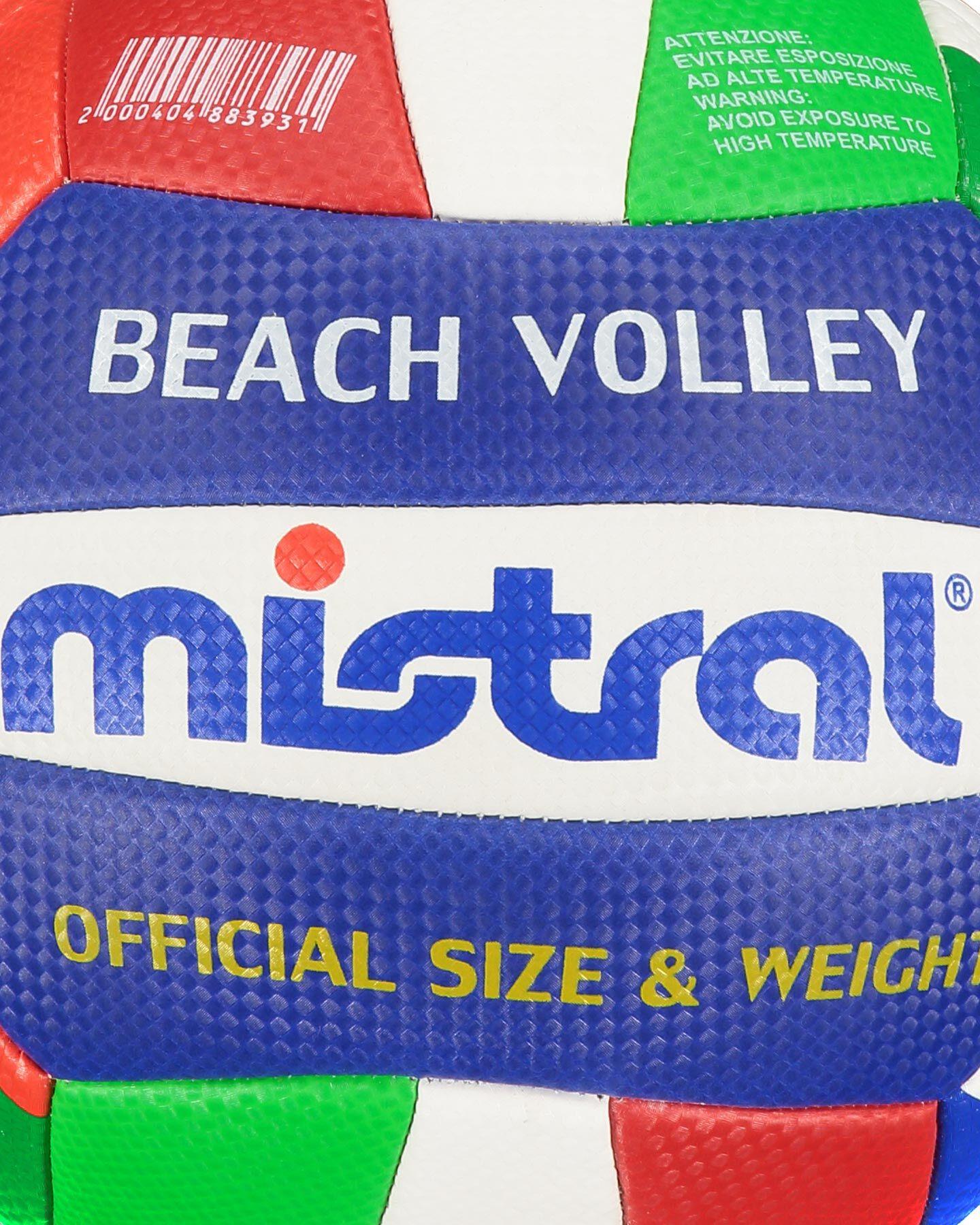 Pallone volley MISTRAL BEACH ITALIA 20 S4076111|896|UNI scatto 2