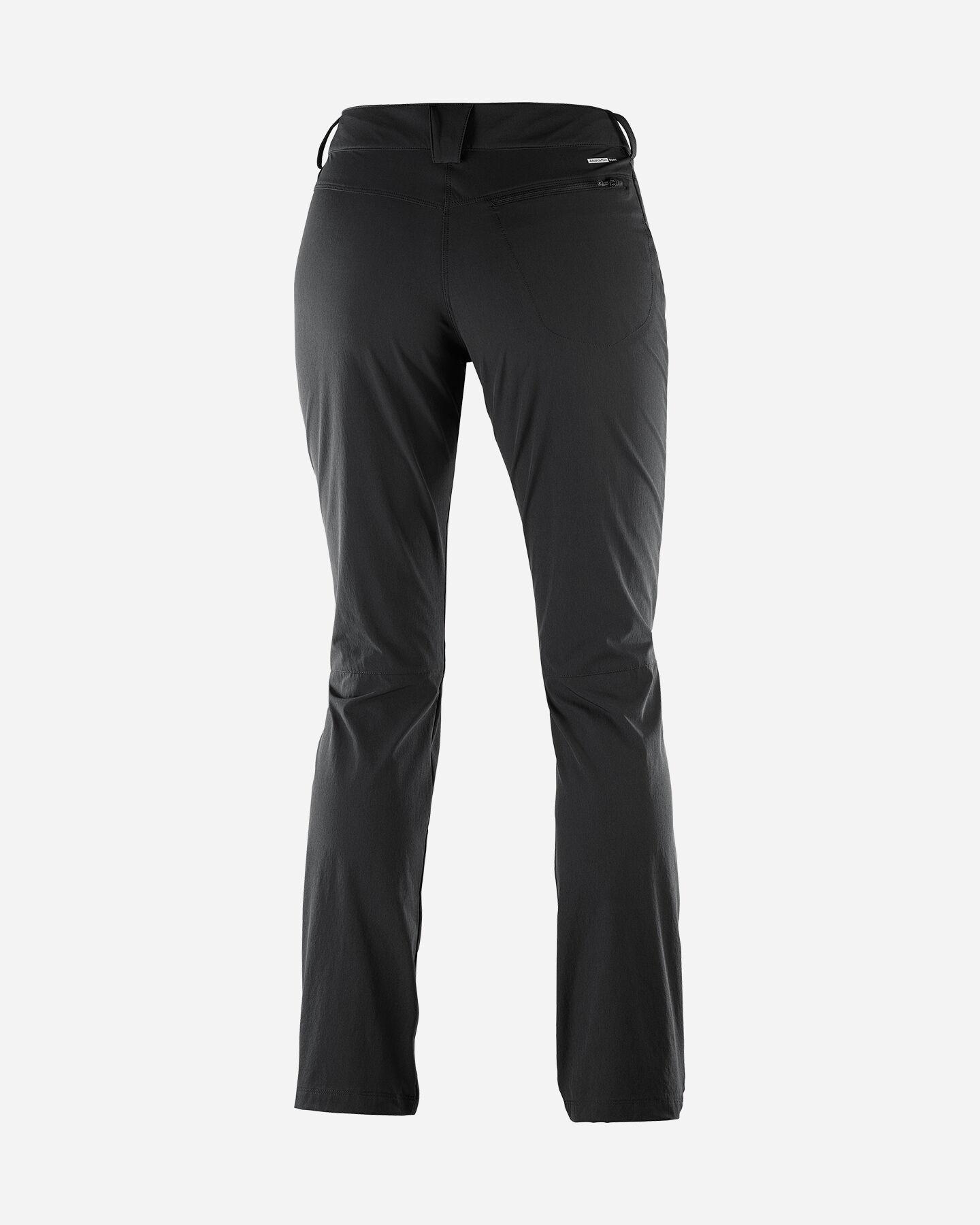 Pantalone outdoor SALOMON WAYFARER STRAIGHT  W S5047681 scatto 2