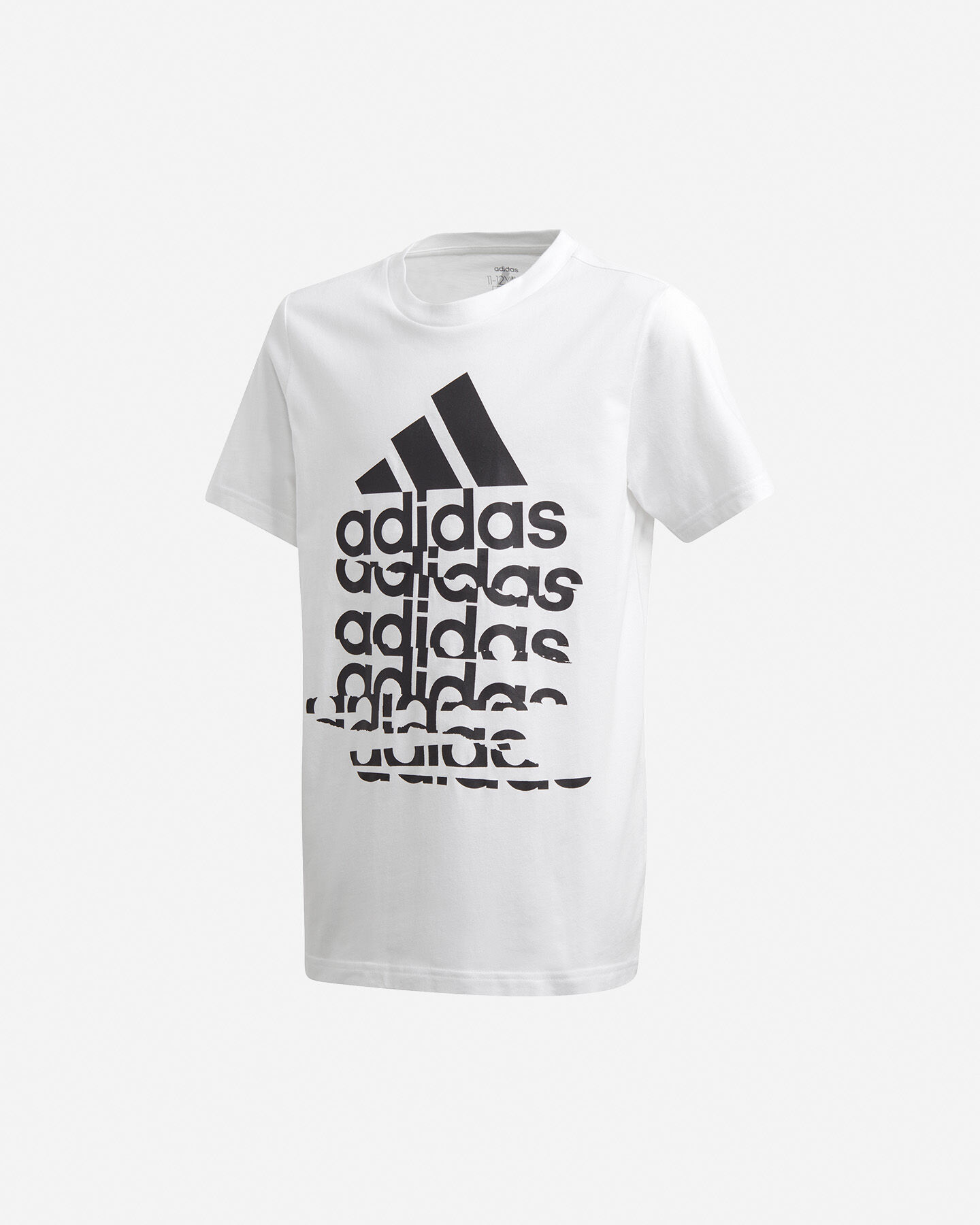 T-Shirt ADIDAS YOUNG BADGE OF SPORT JR S5211338 scatto 0