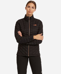 STOREAPP EXCLUSIVE donna THE NORTH FACE THERMOBALL ZIP W