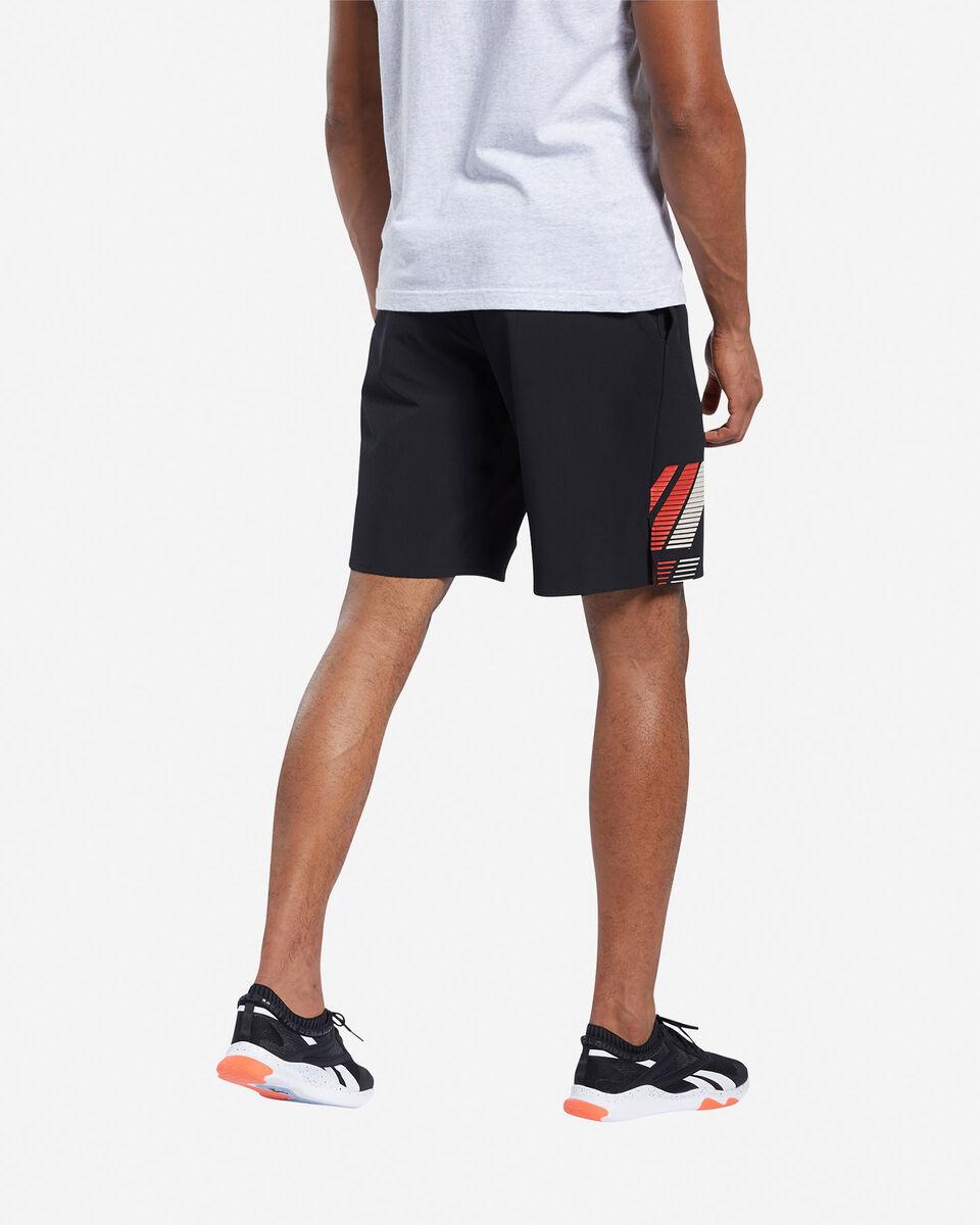 Pantalone training REEBOK EPIC BASE M S5145342 scatto 3