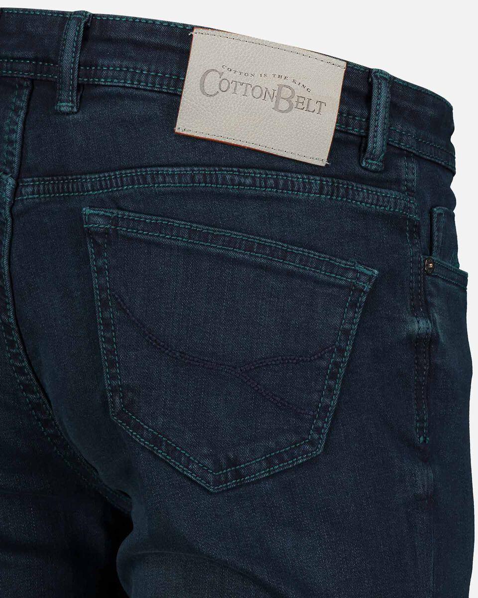 Jeans COTTON BELT CHANDLER SLIM M S4070911 scatto 4