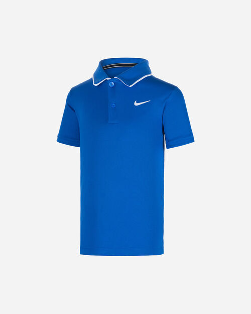Maglia tennis NIKE COURT DRI-FIT TEAM JR