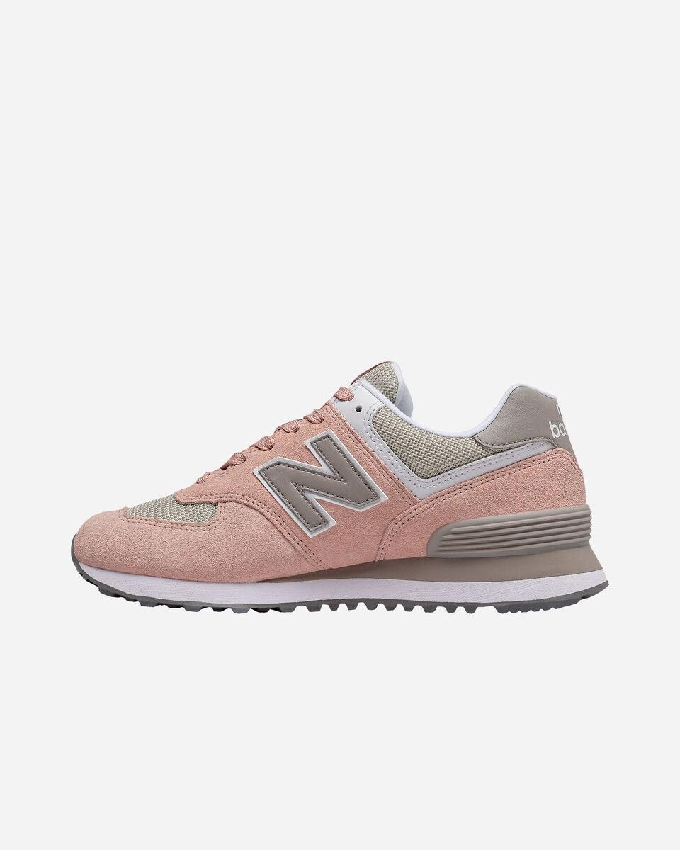 Scarpe sneakers NEW BALANCE 574 W S5122644 scatto 3
