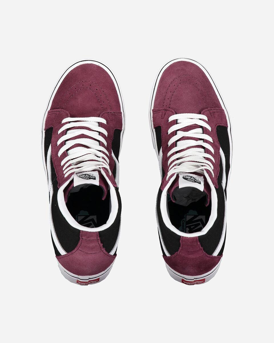 Scarpe sneakers VANS SK8-HI COMFYCUSH M S4059269 scatto 3