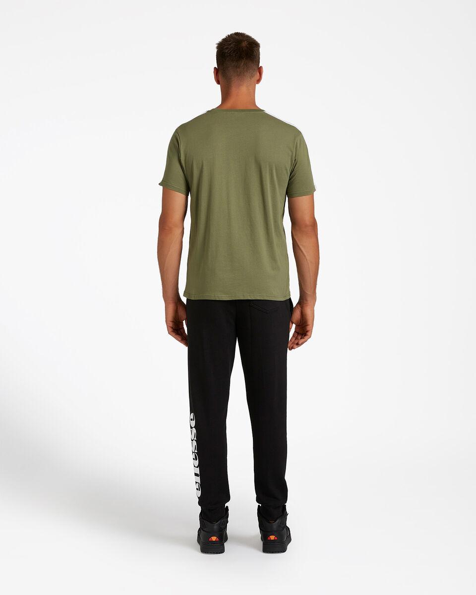 T-Shirt ELLESSE JET STRIPES M S4082140 scatto 2