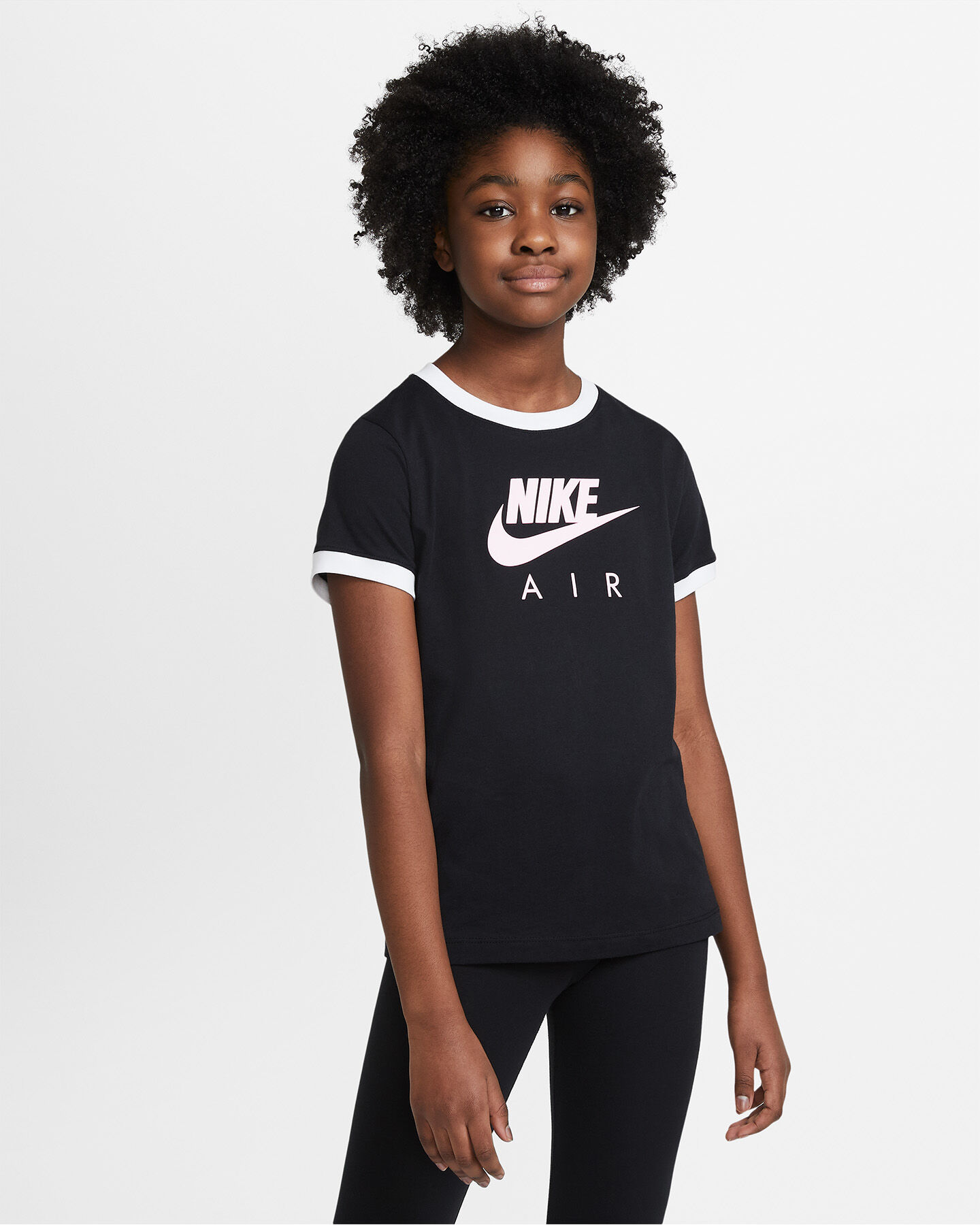 T-Shirt NIKE AIR PROF JR S5267776 scatto 0