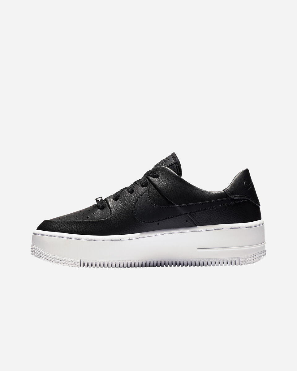 Scarpe sneakers NIKE AIR FORCE 1 SAGE LOW W S2011704 scatto 5