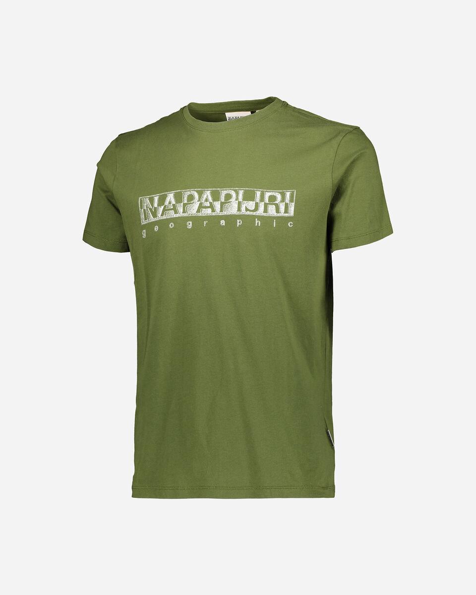 T-Shirt NAPAPIJRI SALLAR SS M S4088826 scatto 0